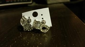 FSD Mask Earrings