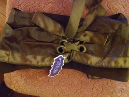 Brown belt Size S/M