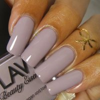 Law Beauty Essentials Nail Polish in Smoking Mauve