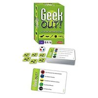 Geek Out Tabletop Edition Board Game