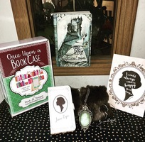 Once Upon a Bookcase February Box