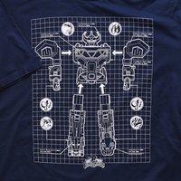 Megazord shirt