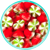 vidal jelly filled twist cones