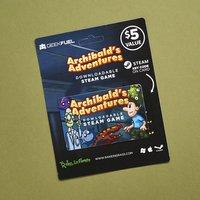 Archibald's Adventure Steam Game