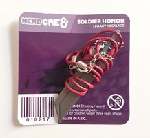 NERDCR8: SGB Exclusive SOLDIER HONOR Necklace
