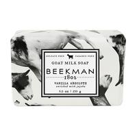 Goat Milk Soap in Vanilla Absolute