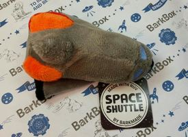 barkmade space shuttle