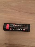 Jersey shore lip & cheek rouge in Red Hibiscus