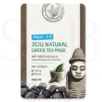 Jeju Natural Green Tea Mask
