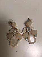Pretty statement earrings