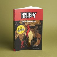 Hellboy Book