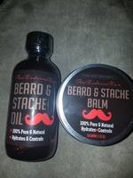 Modern Man Beard And Stache Oil and Balm