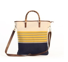 """Thursday Friday Carry-all Tote in """"Ships Ahoy"""""""