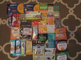 Huge lot of Health food items