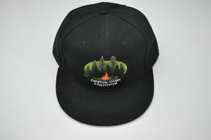 "Hat - ""Campfire Story Champion"""
