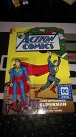 superman re-action figure