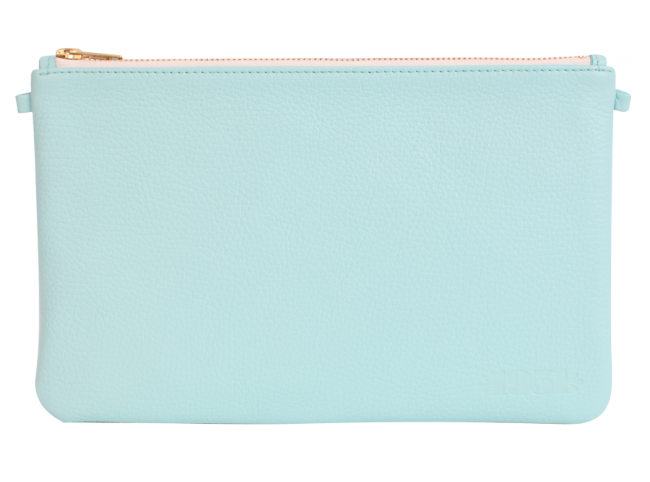 1951 Maison Francaise Clutch in 19H13 Pastel Blue