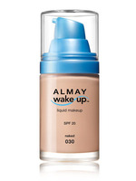 Almay Wake up Liquid Makeup Foundation (Ivory 010)