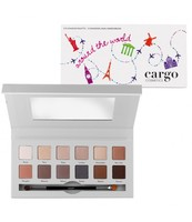 Cargo Cosmetics - Around the World Eye Shadow Palette with Brush