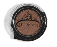 mPrincess Pressed Eyeshadow (Shade: Chestnut)