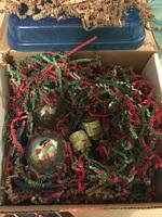 Ornament decorating kit