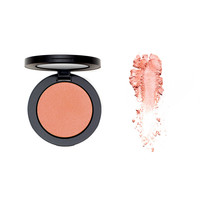 IBY Beauty Mineral Pressed Blush in Peach Sheen