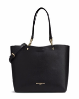 Karl Lagerfeld Paris Reversible Faux Leather Tote