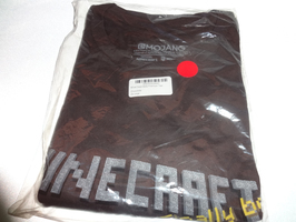 Minecraft Beta T-Shirt Original Mine Chest