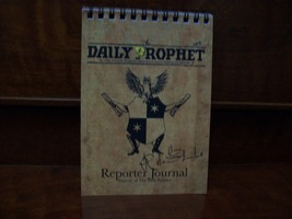 Harry Potter Rita Skeeter Daily Prophet Notepad
