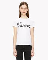 "Theory x LOLA Limited-Edition ""Be Heard"" T-shirt"