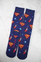Bioworld Superman Socks