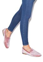 Balinda Velvet Loafer