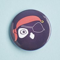 OwlCrate Pirate Theme Pin