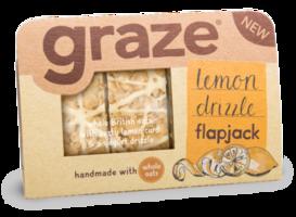 Lemon Drizzle FlapJack