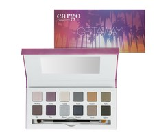 Cargo Cosmetics Eye Shadow Palette Getaway