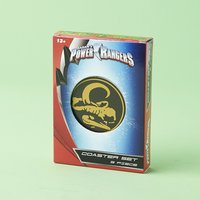 Power Rangers Coasters