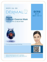 Dermal Aqua Collagen Essence Face Mask
