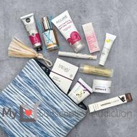 Whole Foods Beauty Bag 2017 (Minus the Toner)