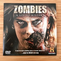 Zombies A Living History DVD