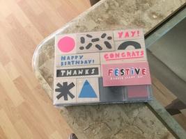 Festive Rubber Stamp Kit