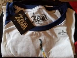 Legend of Zelda loot wearables shirt