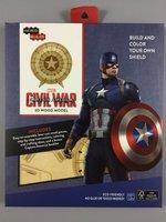 Incredibuilds Captain America Shield