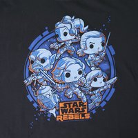 Star Wars Rebels Group Shot T-Shirt