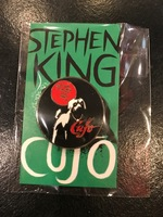 Stephen King Cujo Collectible Pin