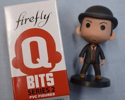 Firefly BADGER QMX Q-bits figure - Badger