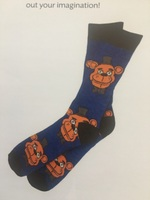 EXCLUSIVE Five Nights at Freddy's socks