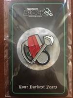 EXCLUSIVE Luigi's Mansion ghost vacuum pin