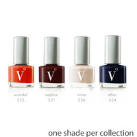 Vapour Organic Beauty Nail Lacquer - Virtue 526