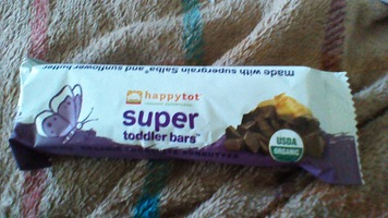 happy tot super toddler bars organic chocolate sunbutter gluten free