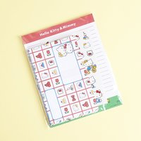 Hello Kitty & Mimi Stationary Set